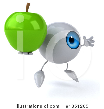 Eyeball Clipart #1351265 by Julos