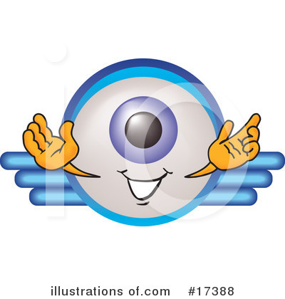 Eyeball Clipart #17388 by Toons4Biz