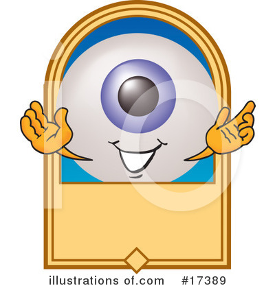 Eyeball Clipart #17389 by Toons4Biz