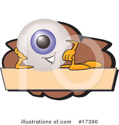 Eyeball Clipart #17390 by Toons4Biz