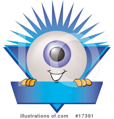 Eyeball Clipart #17391 by Toons4Biz