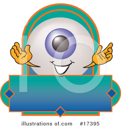 Eyeball Clipart #17395 by Toons4Biz