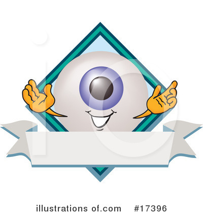 Eyeball Clipart #17396 by Toons4Biz