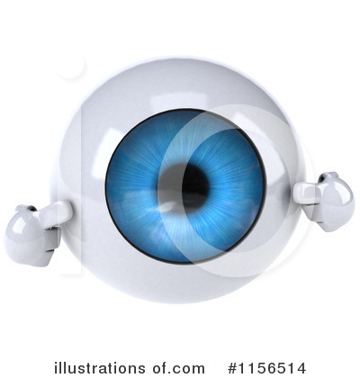Eyeball Clipart #1156514 by Julos