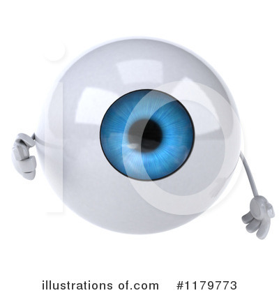 Eyeball Clipart #1179773 by Julos