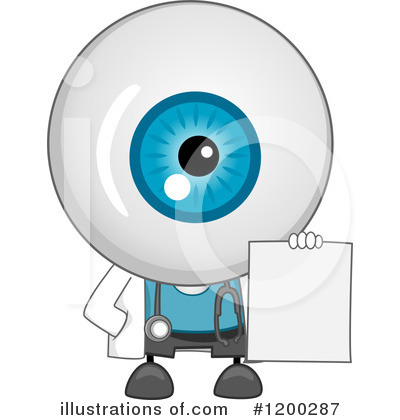 Eyes Clipart #1200287 by BNP Design Studio