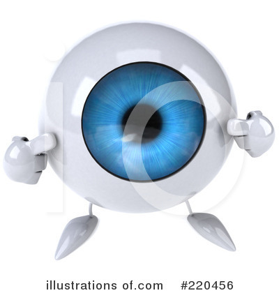 Eyeball Clipart #220456 by Julos