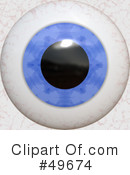 Eyeball Clipart #49674