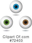 Eyeball Clipart #72403 by cidepix