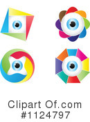 Eyes Clipart #1124797 by Andrei Marincas