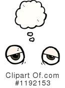 Eyes Clipart #1192153 by lineartestpilot