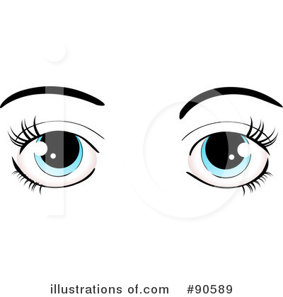 Eyes Clipart #90589 by elaineitalia