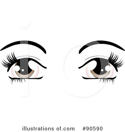 Eyes Clipart #90590 by elaineitalia