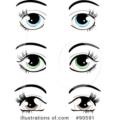 Eyes Clipart #90591 by elaineitalia