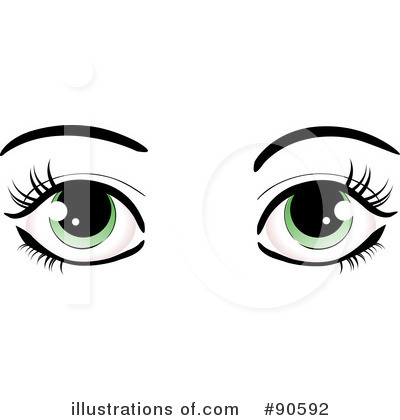 Eyes Clipart #90592 by elaineitalia