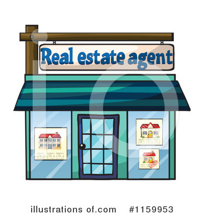 Facade Clipart #1159953 by Graphics RF