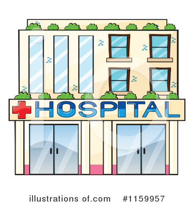 Facade Clipart #1159957 by Graphics RF