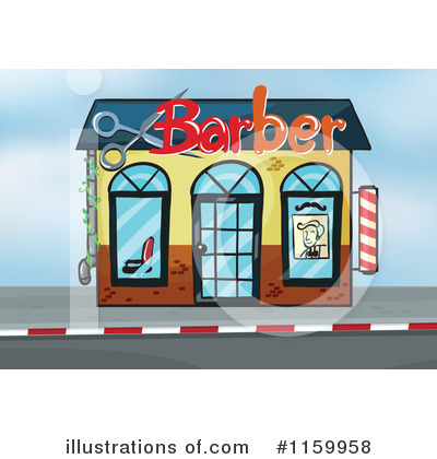 Facade Clipart #1159958 by Graphics RF