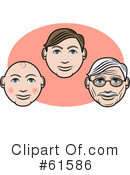 Face Clipart #61586