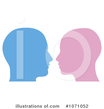 Gender Clipart #1071052 by AtStockIllustration