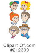 Faces Clipart #212399 by visekart