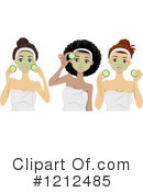 Facial Clipart #1212485 by BNP Design Studio