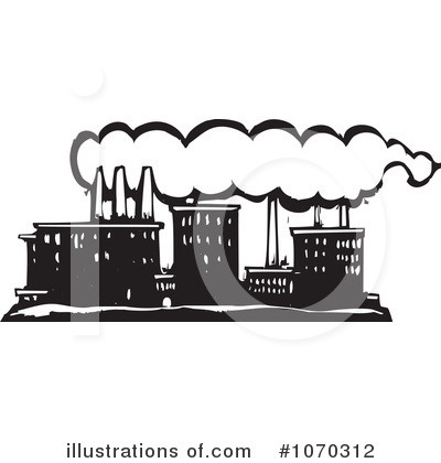 Factory Clipart #1070312 by xunantunich