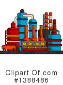 Factory Clipart #1388486 by Vector Tradition SM