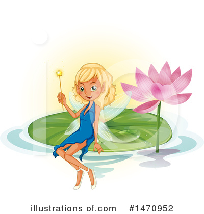 Water Lily Clipart #1470952 by Graphics RF