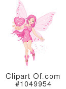 Royalty-Free (RF) Fairy Clipart Illustration #1049954