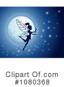 Royalty-Free (RF) fairy Clipart Illustration #1080368