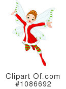 Royalty-Free (RF) Fairy Clipart Illustration #1086692
