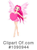 Royalty-Free (RF) Fairy Clipart Illustration #1090944