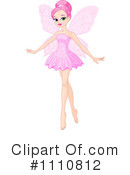 Royalty-Free (RF) Fairy Clipart Illustration #1110812