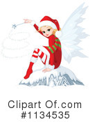 Royalty-Free (RF) Fairy Clipart Illustration #1134535