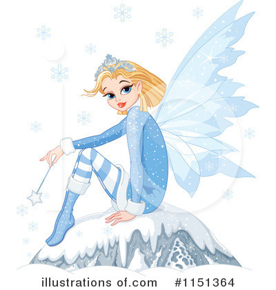 Fairy Princess Clipart #1151364 by Pushkin