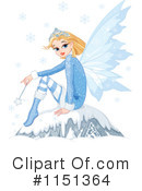 Fairy Clipart #1151364 by Pushkin