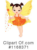 Fairy Clipart #1168371 by Pushkin