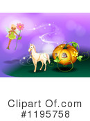 Royalty-Free (RF) Fairy Clipart Illustration #1195758