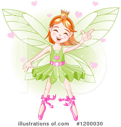 Ballerina Clipart #1200030 by Pushkin
