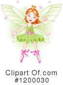 Fairy Clipart #1200030 by Pushkin