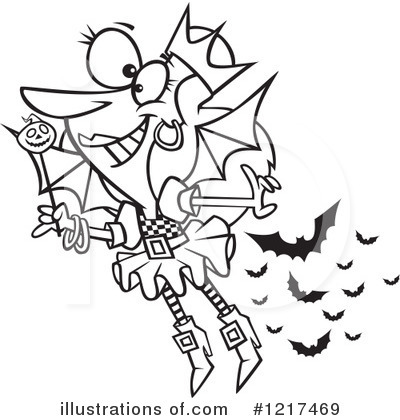 Fairy Clipart #1217469 by toonaday
