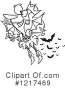 Royalty-Free (RF) Fairy Clipart Illustration #1217469