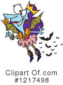 Fairy Clipart #1217498 by toonaday