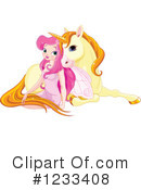 Royalty-Free (RF) Fairy Clipart Illustration #1233408