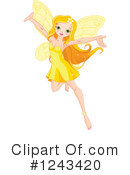 Fairy Clipart #1243420 by Pushkin