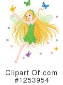 Fairy Clipart #1253954 by Pushkin