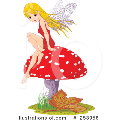 Fairy Clipart #1253956 by Pushkin