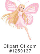 Fairy Clipart #1259137 by Pushkin