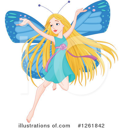 Fairy Clipart #1261842 by Pushkin